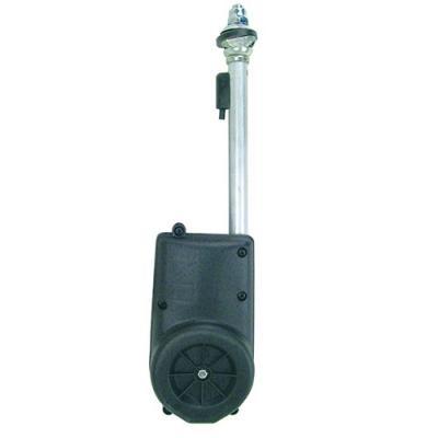 Gutter mount antenna
